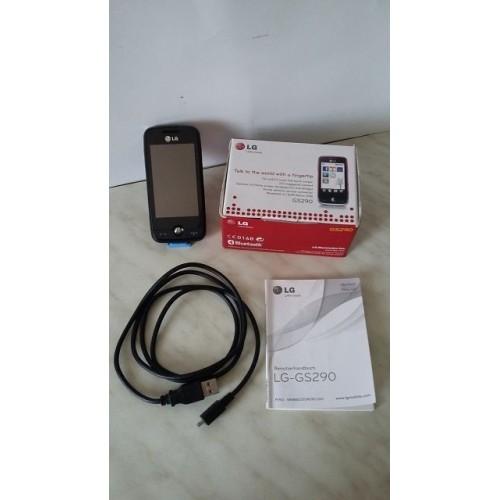 LG Cookie Fresh GS290 - schwarz, gebraucht - Bild 1