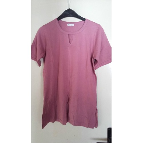 Damen Shirt Kurzarm von Blanche Porte - altrosa - Bild 1