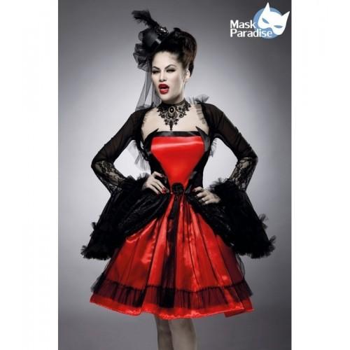Hot Vampire - Vampirkostüm - AT80043 - Bild 1
