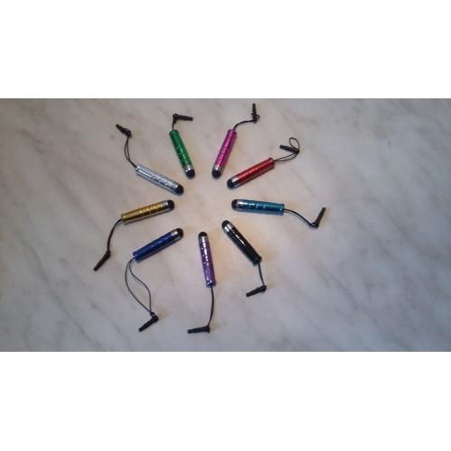 Touch Pen - Eingabestift - mit Staubschutzstecker Kopföhrereingang - Bild 1