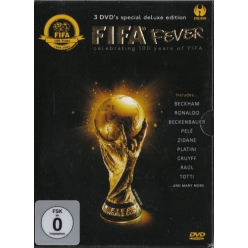 FIFA Fever - 3 DVDs Special Deluxe Edition - Bild 1