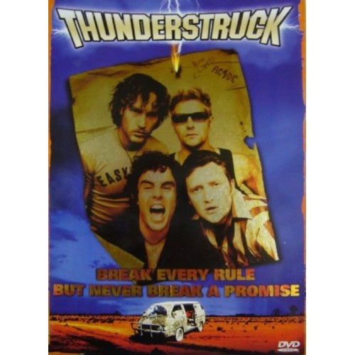 Thunderstruck - DVD Steelbook - Bild 1