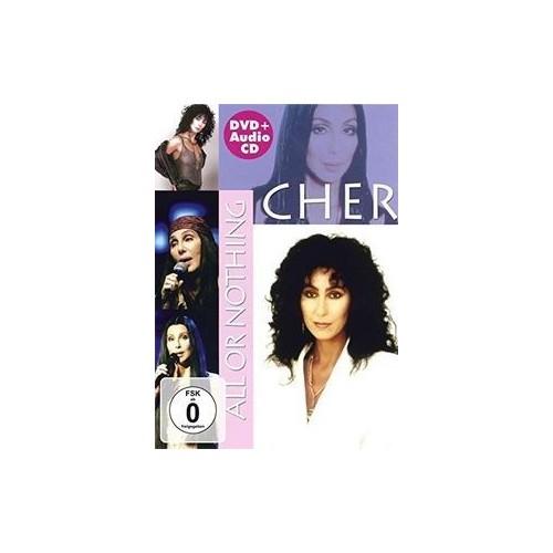 Cher - All Or Nothing - DVD und Audio-CD - Bild 1