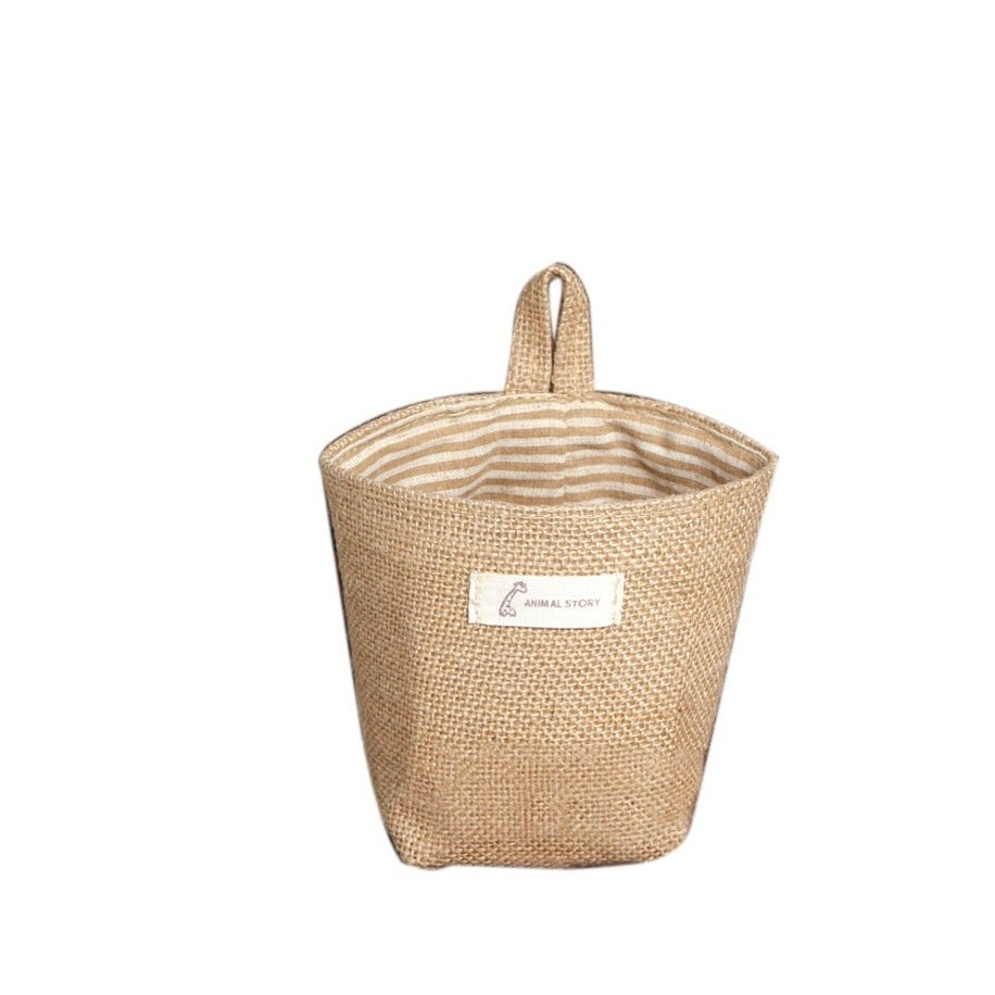 Utensilo - kleine Tasche offen zum Aufhängen - gestreift - Bild 2