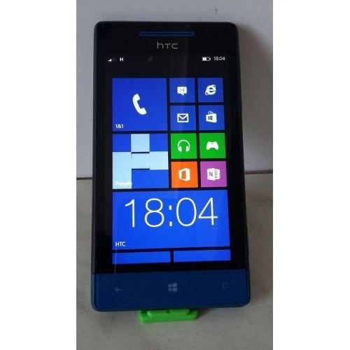 HTC Windows Phone 8S - 4 GB blau-schwarz Bild 1