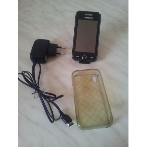 Samsung Star GT-S5230 - Noble Black Bild 1