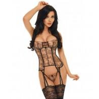 Philippa corset beige - Bild 1