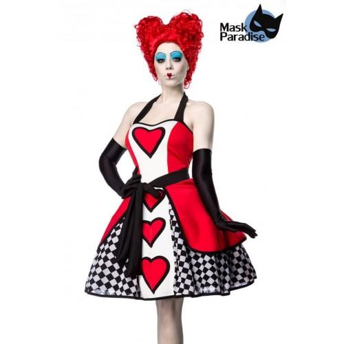 Queen of Hearts - Filmfigur Red Queen Kostüm - AT80052 - Bild 1