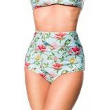 Bikinihöschen blau/pink/grün - 50115 - Bild 2 Vorschau