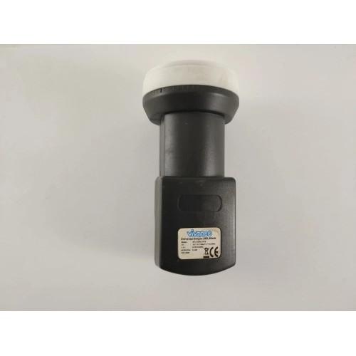 SAT Universal Single LNB, 40mm, 0,2dB - 1