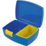 PAW PATROL - Blaue Brotdose mit Einsatz für Kinder - Bild 2