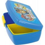 PAW PATROL - Blaue Brotdose mit Einsatz für Kinder - Bild 3
