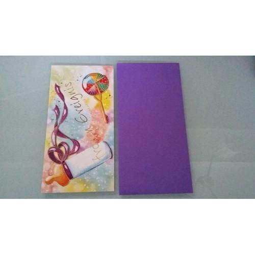 Glückwunschkarte zur Geburt GK-001006 - Bild 1