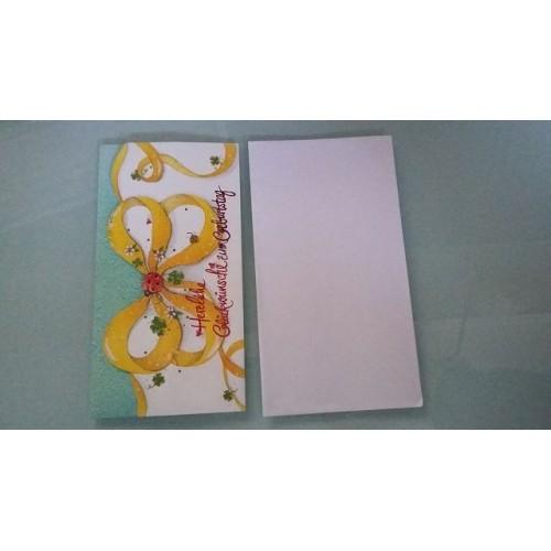 Glückwunschkarte zum Geburtstag - Geburtstagskarte - Bild 1