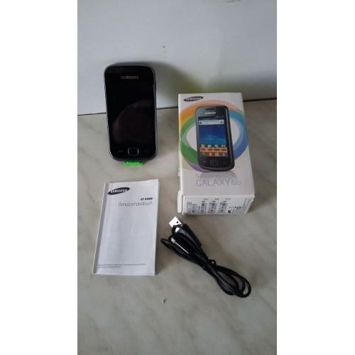 Samsung Galaxy GIO GT-S5660 - Dark Silver - Bild 1